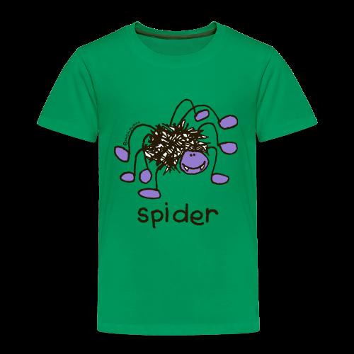 'spider' - Bang on the door - Kids' Premium T-Shirt