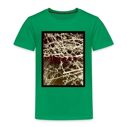 Yugen shirt - Camiseta premium niño