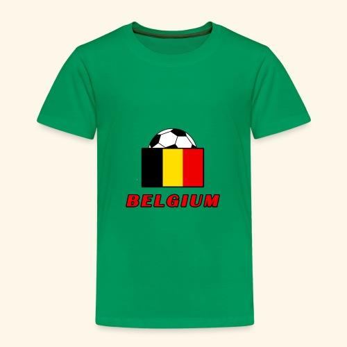 BELGIUM national team design - Kids' Premium T-Shirt