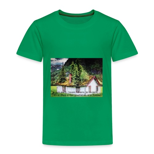 maison OOOOH MY GOOOOD INCREDIBLE ??? - T-shirt Premium Enfant