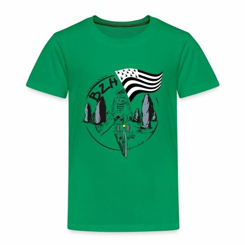 Glep breton carnac menhir - T-shirt Premium Enfant