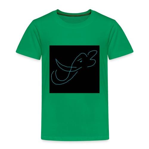 Éléphant - T-shirt Premium Enfant