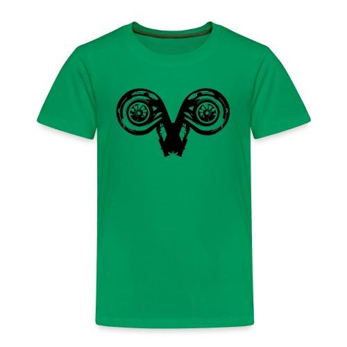 projekty znakow zodiaku moto BARAN - Koszulka dziecięca Premium