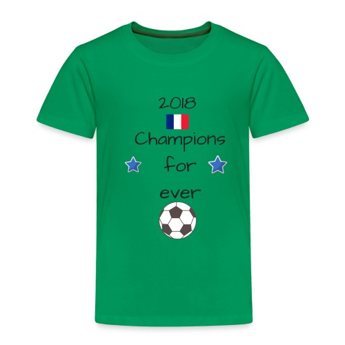 Champions du monde 10 - T-shirt Premium Enfant