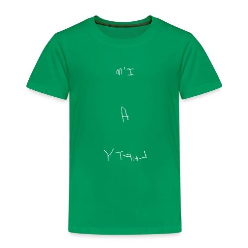 I am a Lefty. Linkshänder - Kinder Premium T-Shirt