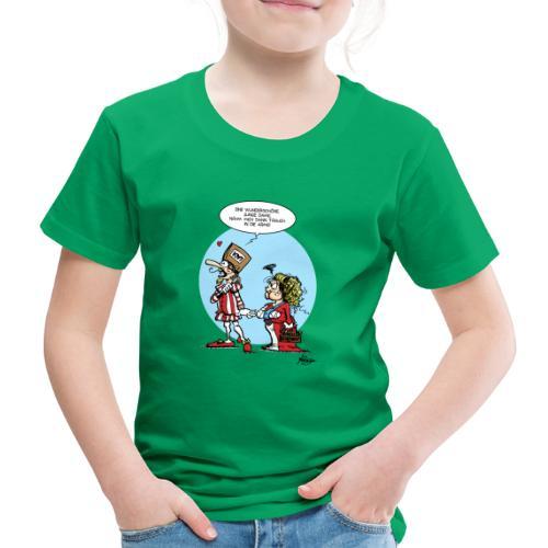 Ein zänkisches Prinzenpaar - Kinder Premium T-Shirt