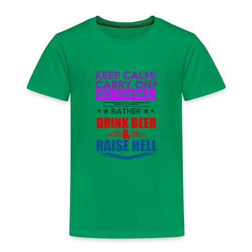 Bier - Kinder Premium T-Shirt
