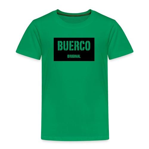 BUERCO - Kinderen Premium T-shirt