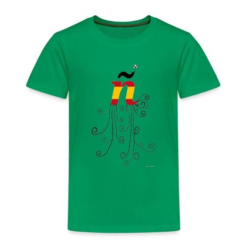eÑe - Camiseta premium niño