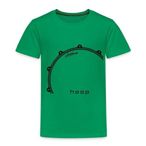 Hoop Design Black - T-shirt Premium Enfant