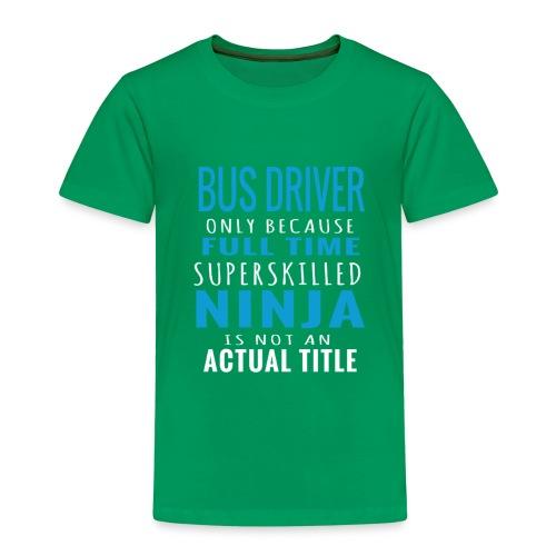 Bus Fahrer - Kinder Premium T-Shirt