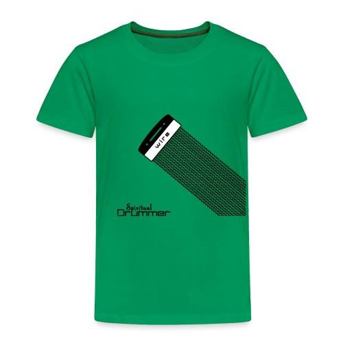 Wire Design - T-shirt Premium Enfant