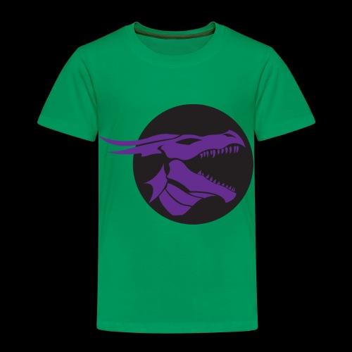 purple dragon logo - T-shirt Premium Enfant