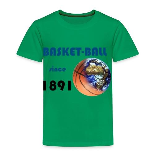 terre basket - T-shirt Premium Enfant