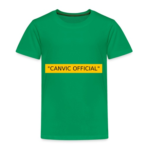 official canvic - Kinder Premium T-Shirt