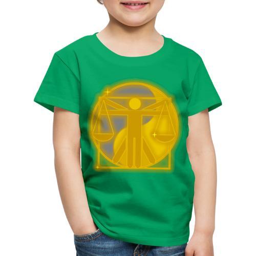 Vitruvius Concern Architect - Kinderen Premium T-shirt