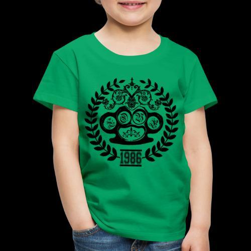 Love1986 - Kinder Premium T-Shirt