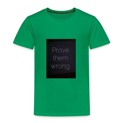 The Prover - Kids' Premium T-Shirt