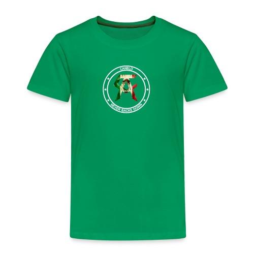 canelo alvarez - Børne premium T-shirt