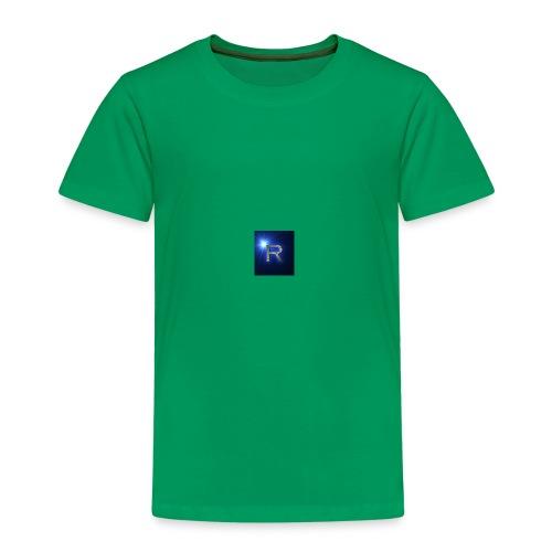 The Gaming With Rowan channel logo - Kids' Premium T-Shirt