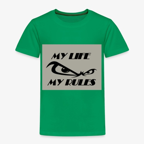 Regel - Kinder Premium T-Shirt