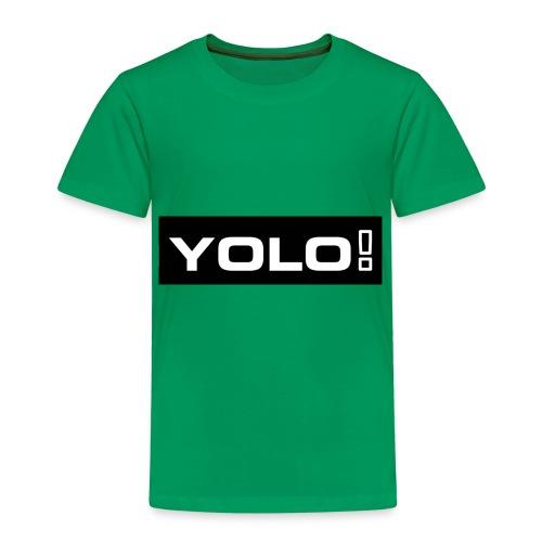 Yologoden - Kinder Premium T-Shirt