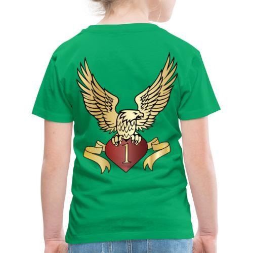 Lichtwerkers Nederland - Kinderen Premium T-shirt