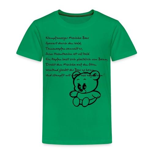 Teddy - Kinder Premium T-Shirt