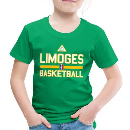 practice_vert - T-shirt Premium Enfant