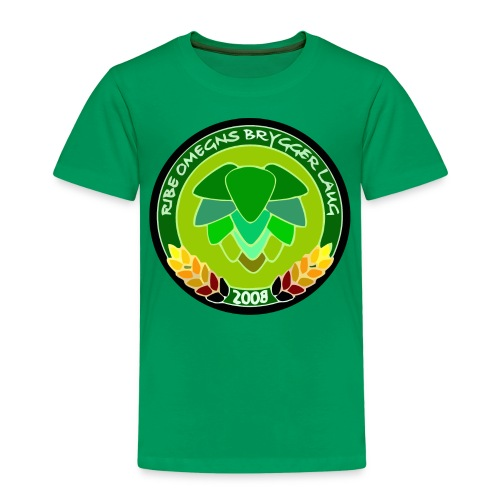 Ribe Omegns Bryggerlaug 2018 - Børne premium T-shirt