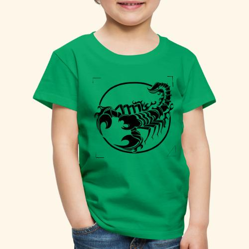 ESCORPION TRIBAL - Camiseta premium niño