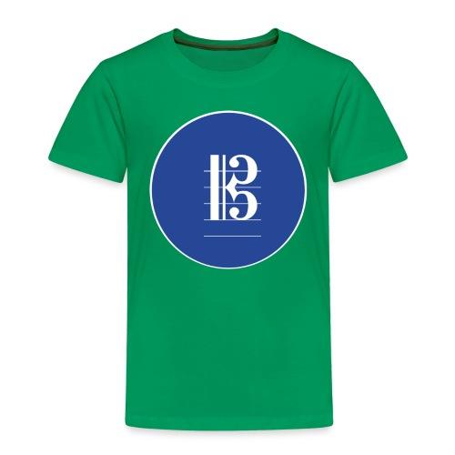 Znak playcelloobwtenor - Koszulka dziecięca Premium