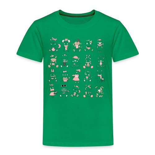 Babytiere - Kinder Premium T-Shirt
