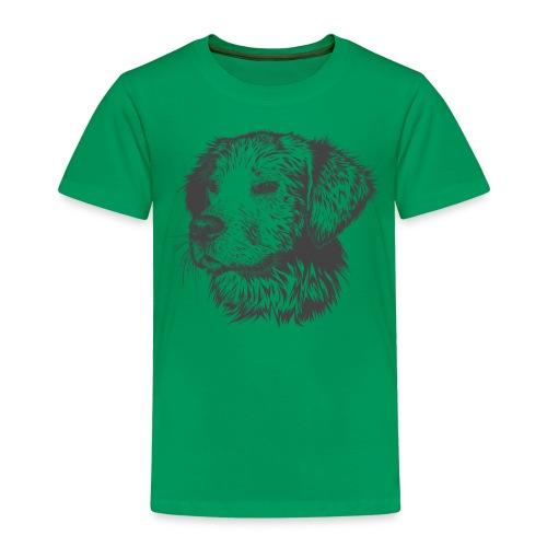 chien - T-shirt Premium Enfant