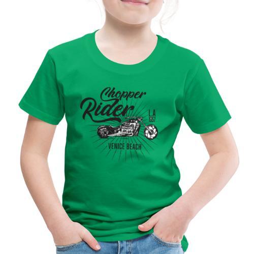 chopper rider - T-shirt Premium Enfant