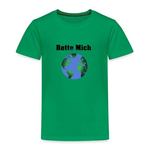 Rette Mich - Kinder Premium T-Shirt
