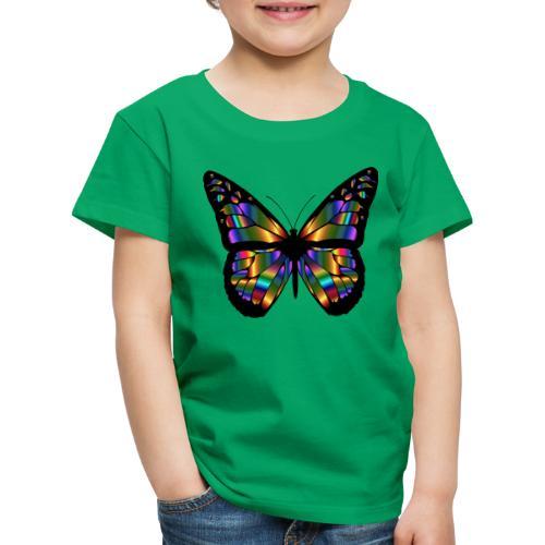 papillon design - T-shirt Premium Enfant