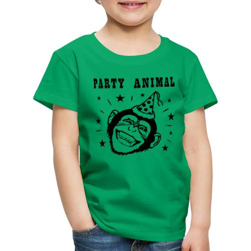Party Monkey - Kinderen Premium T-shirt