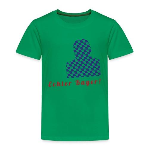 Echter Bayer - Kinder Premium T-Shirt