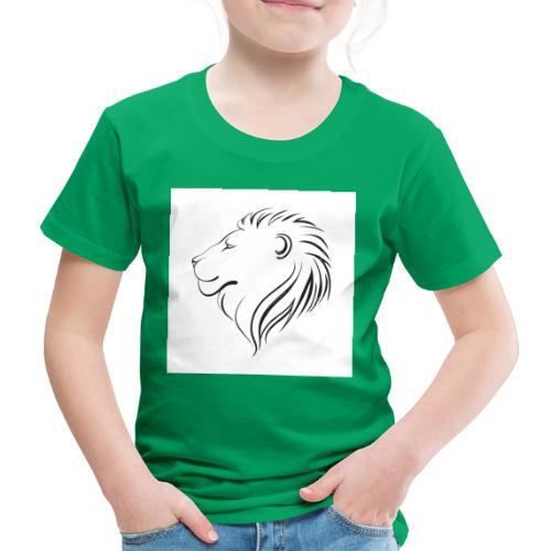 Lion Clothes - Kinder Premium T-Shirt