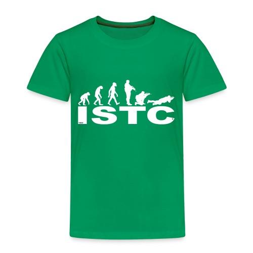ISTC BLANC - T-shirt Premium Enfant