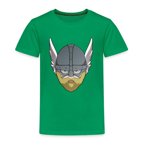 Viking - Børne premium T-shirt