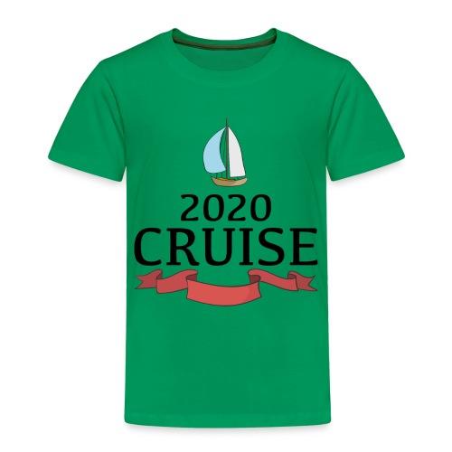 kreuzfahrt 2020 - Kinder Premium T-Shirt