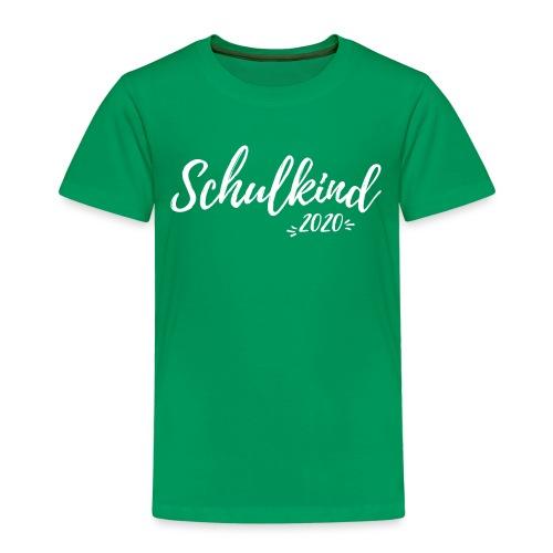 Schulkind 2020 - Einschulung - Kinder Premium T-Shirt
