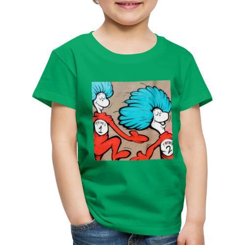 THING 1 AND THING 2 - Kids' Premium T-Shirt