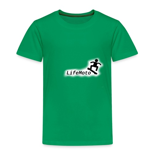 lifemoto - Kids' Premium T-Shirt