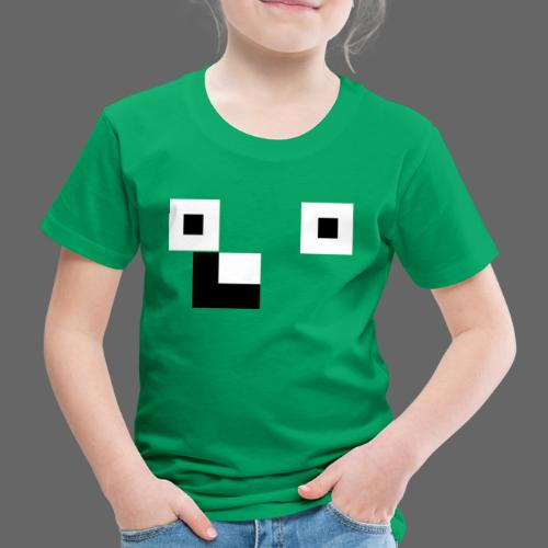 Face - Børne premium T-shirt
