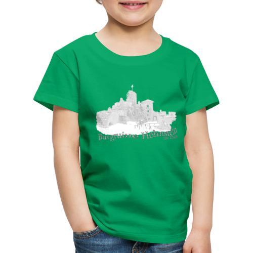 burgruine hohnstein harz 2 - Kinder Premium T-Shirt