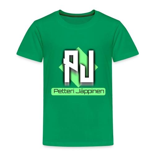 Petteri Jäppinen - Lasten premium t-paita