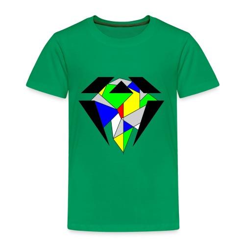 J.O.B. Diamant Colour - Kinder Premium T-Shirt
